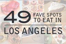 Must try foodie places in LA!