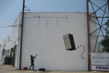 Beautiful Banksy / by Anthony Tawil