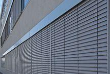 Persianas Aluminio Exterior 80mm