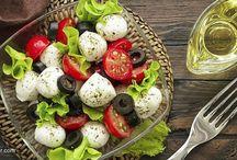 ¡Todo ensaladas! / Una #ensalada no es sólo mezclar 4 ingredientes, puede llegar a ser un arte culinario. Rectas, consejos y trucos para lograr las mejores ensaldas