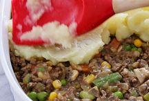 Ground Beef & Turkey Recipes