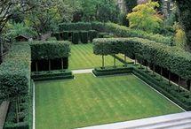 ogrody symetryczne