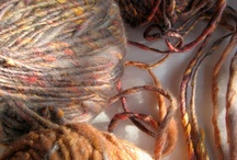 Mulberry Silk Fiber Supply / Gorgeous and shiny silk fibers to give you more joy in your craft work. To see all colors and silk tops/rovings in 1 oz or 3.2 oz please visit to www.realfaery.etsy.com