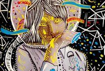 T A Y A / Ilustraciones basadas en hechos reales, con seres reales y fondos metafóricamente simétricos y universales.  www.behance.net/TA_YA  www.facebook.com/TFTAYA