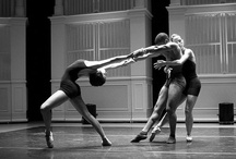 Dance / I am a dancer, so I love seeing people living out their passions.