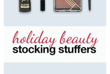 Holiday ideas for the gifted groomer / Hair, makeup, nails, and more. Flaunt it.