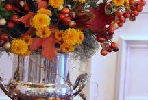 Thanksgiving ideas / by Emi Garcia