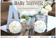 Jackson's Baby Shower Ideas / by Mrs.SJC