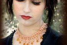 Crochet Jewelry / by Pamela Bogue