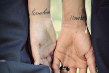 tattoos / by Jessica Lowe
