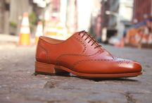 Bespoke Shoes / Because life is short, bespoke.  Create the shoe of your dreams at http://vogelboots.com