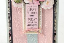 Anna Griffin / Cards and papercraft projects made with Anna Griffin products / by Alma Wilson-Ward