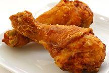 Csirkeételek