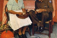 Thanksgiving - 1940s