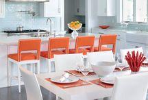 cocinas, diseño y color