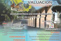"""XLVII CONGRESO NACIONAL DE VALUACIÓN 2011 / XLVII Congreso Nacional de Valuación """"Sustentabilidad Ambiental del Territorio y su Influencia sobre el Valor"""", celebrado en la ciudad de Morelia, Michoacán del 2 al 5 de noviembre de 2011, organizado FECOVAL y por el Colegio e Instituto Mexicano de Valuación de Michoacán, A.C."""