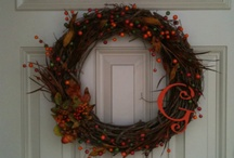 Fall & Christmas / by Jenny Gilyard