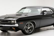 Modified Dodge Challenger (1st generation) / Modified Dodge Challenger (1st generation)