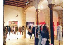 Pop-up showroom Barcelona / Nuestro pop up store en Barcelona c/ del Corretger 5 08003 barcelona