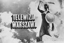 WARSZAWA LATA 60TE