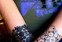 Ink / tattoos / by Jessica Przybylski