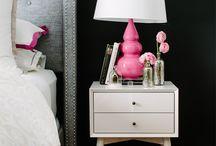 Dec - Quarto / Aqui você encontra ideias e inspiração para decorar o quarto :)