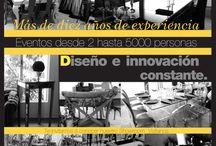 Rent & Co. TODO LO QUE NECESITES PARA TU EVENTO!! / Eventos