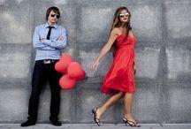 Couples / Engagement photography / Photo shoot inspiration