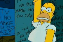 The Simpsons GIFs