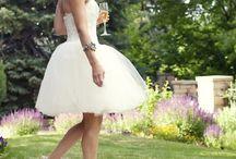 Wedding dresses etc
