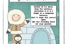Compound Sentences / by Melissa Lopez
