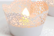 DIY - lumière / Photophores, lanternes, guirlandes lumineuses...