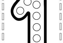 Cifre - Dactilopictura