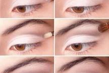 Maquillaje/tecnicas