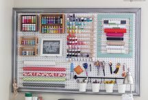 Craft organization / by Kristi Hamby