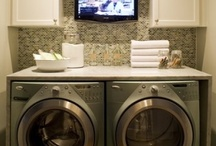 Laundry Room  / A board dedicated to laundry rooms that I like.  / by Hilary Flint
