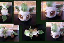 crochet - pokemon
