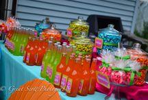 Party Ideas / by Sheila Harrison