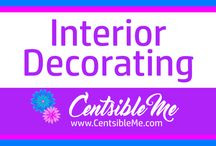 Interior Decorating / Every pin you ever wanted to see about Interior Decorating. No matter your style or how much you can afford to spend, you'll find something here sure to pique your interest!