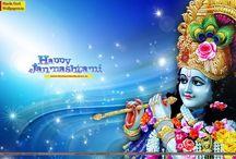 Janmashtami / Free download unique Janmashtami wallpapers, krishnashtami, baby krishna photos, god images, hindu god wallpapers for Desktop, PC,Facebook, mobile.