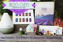 Essential Oils / Young Living Essential Oils! http://bit.ly/hannahshanks