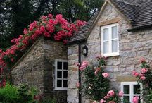 The magic of a(n English) cottage