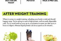 HEALTHY FOOD / Recettes saine, bonnes pour la santé. Pour devenir fit et bien manger.