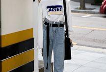 Korean fashion inspo