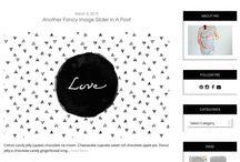 Chic and Modern Design Inspiration / Modern, feminine, en vogue and chic design inspiration. / by Wonderland Graphic Design