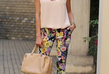 I like the stylish clothes you wear / by Manda E