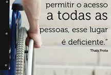 Acessibilidade / Nada é acessível o suficiente que não possa melhorar... victoriarsilva.tumblr.com