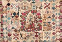 QUILTS : MEDAILLONS