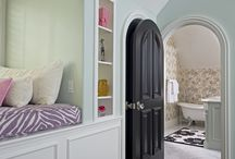 Children's Bedrooms / Children's Spaces