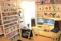 otaku room